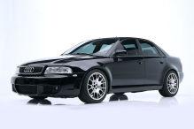 Audi S4 2.7 quattro mit Handschaltung