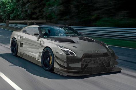 Nissan GT-R Tuning: JRM GT23