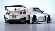 Nissan GT-R Tuning: Liberty Walk Bodykit