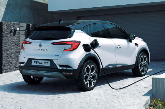 Renault setzt Captur und Clio unter Strom!
