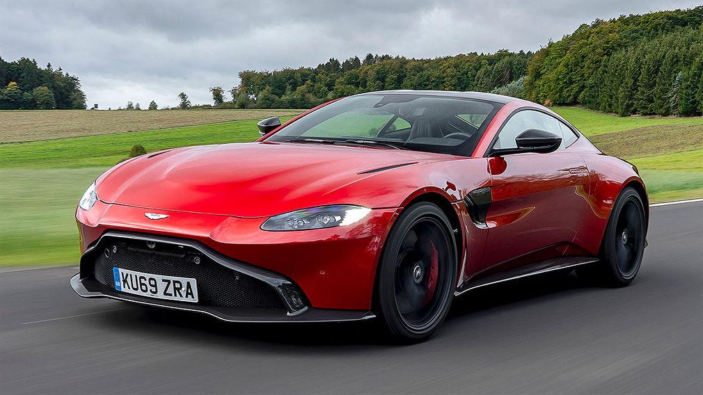 Aston Martin Vantage Amr Test Motor Preis Autobild De