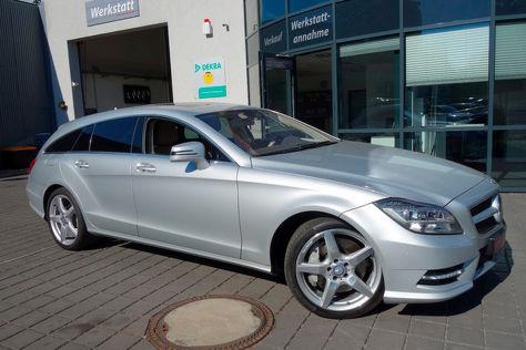 Mercedes CLS 500 Shooting Brake: AMG-Line, Preis, Gebrauchtwagen