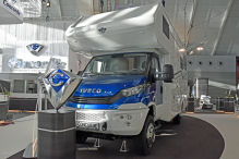 Glamour-Camper im Offroad-Style