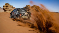 Rallye Dakar: Kolumne