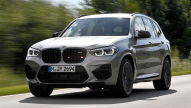 BMW X3 M Competition: Test, Motor, Preis