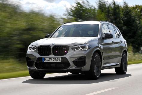 Dieser BMW X3 fährt wie ein Sportwagen