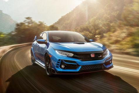 Honda Civic Type R (2020): Facelift, VTEC, Preis