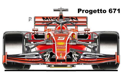 Formel 1: Ferraris Projekt 671