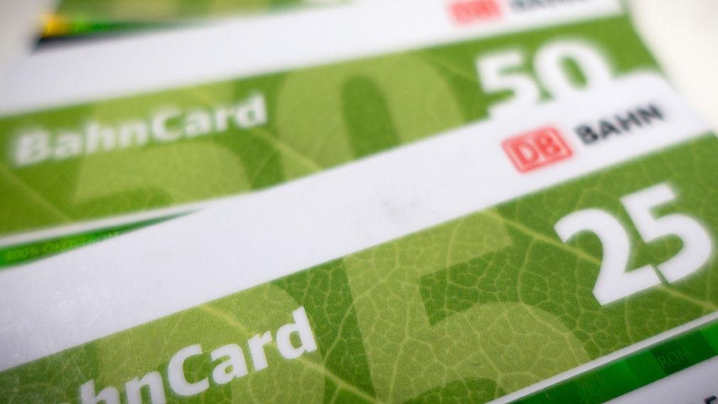 Auch Bahncard 50 und 25 werden günstiger