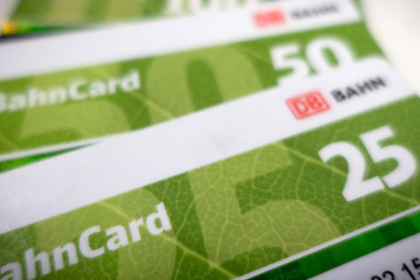Auch Bahncard 25 und 50 werden günstiger