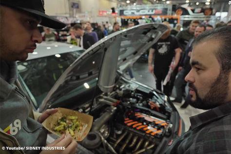 SIIND: Sidney Industries, JP Performance, Essen Motorshow