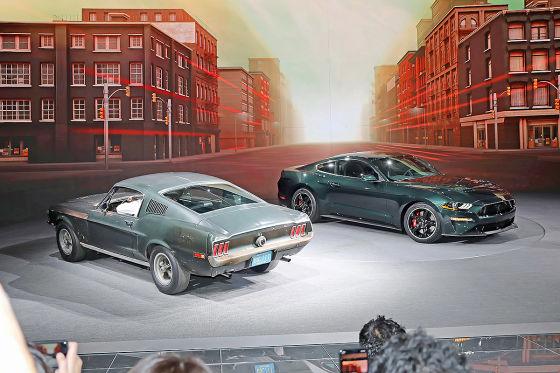 Der teuerste Mustang aller Zeiten!