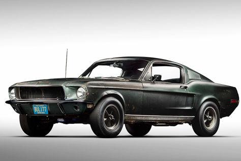 Original 1968 Ford Mustang