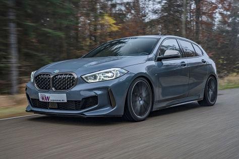 BMW M135i Tuning: KW-Fahrwerk Variante 3