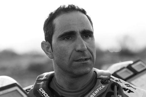 Zum Tod von Paulo Goncalves