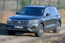 VW Touareg 4.0 V8 TDI: Test, Motor, Preis