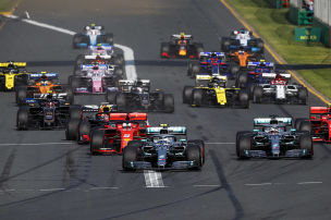 F1 bald mit Rasenmähermotoren?