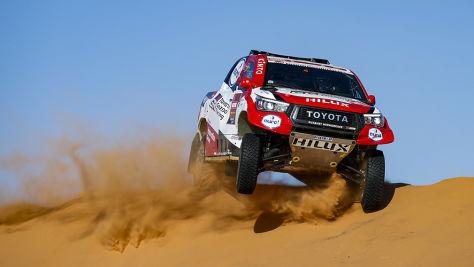 Rallye Dakar: Alonso Zweiter