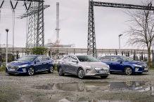 Hyundai Ioniq Elektro und Hybrid: Test und Kaufberatung