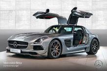 Mercedes SLS AMG Black Series (2014): Preis, kaufen