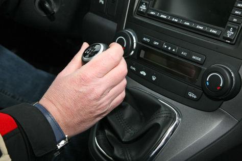 Handschaltung Porsche