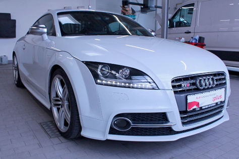 Audi TTS quattro aus erster Hand zu verkaufen