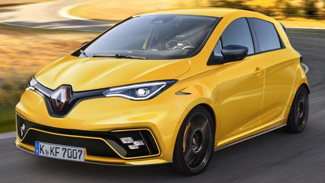 Kommt RS-Version des Renault ZOE?