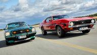Modellvergleich: Mustang