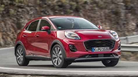 Ford Puma (2020): Fahrbericht, Motor, Preis