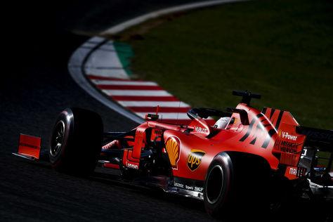 Formel 1: Insider verrät Ferrari-News