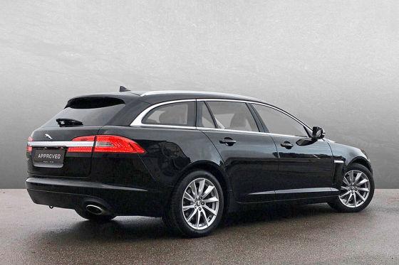 Günstiger Luxus-Kombi von Jaguar