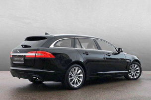 Jaguar XF Sportbrake 2.2d (2012)
