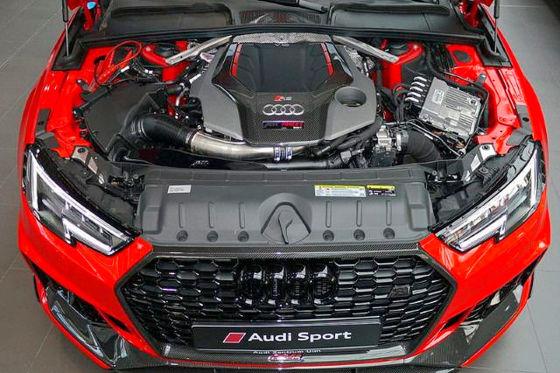 Seltener RS 4+ von Abt zu verkaufen