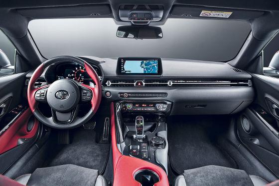 Neuer Einstiegs-Supra hat nur 4 Zylinder!