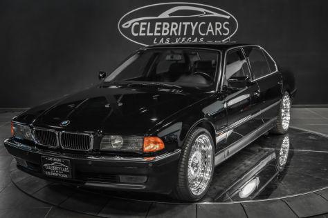 BMW 750iL aus prominentem Vorbesitz zu verkaufen