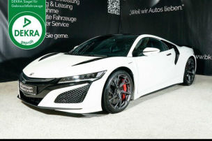 Honda NSX: Motor, Leistung, Preis