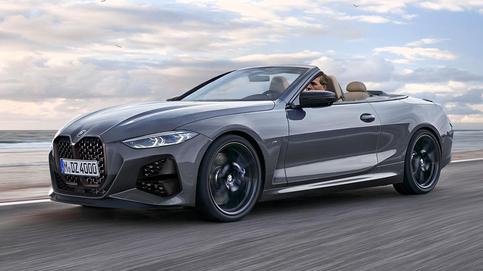 BMW 4er Cabrio (2020): Neuvorstellung - Zukunft - AUTO BILD