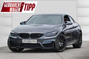BMW M4 Competition: Gebrauchtwagen