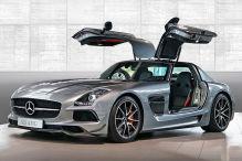 Seltener Mercedes SLS AMG zu verkaufen