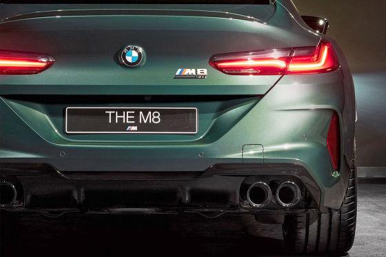 BMW baut M8 Concept-Car in Serie!