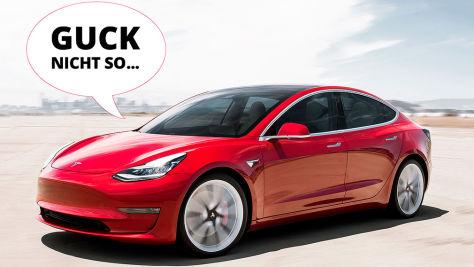 Tesla: alternative Motorsounds