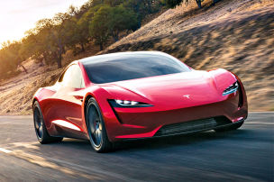 Elektroautos und Verbrenner im Jahr 2030