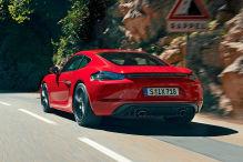 Porsche 718 GTS 4.0 (2020): Boxster, Cayman, Sechszylinder