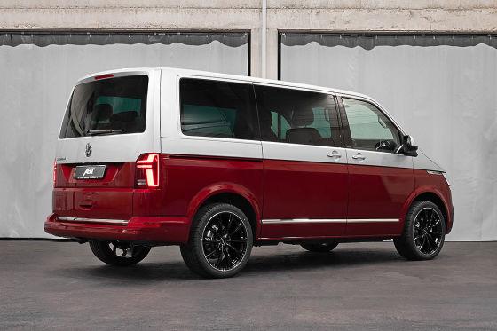 Abt-Tuning für den VW T6.1 Multivan