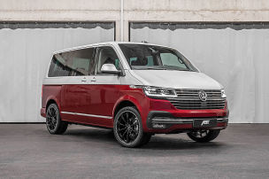 Abt-Tuning f�r den VW T6.1 Multivan