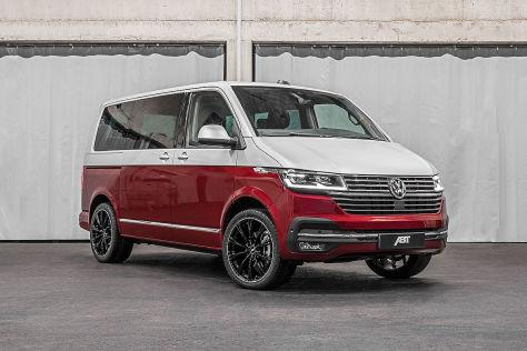 VW T6.1 Multivan Abt (2020): Tuning, Preis, Sportsline