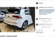 Neuer VW Golf GTI (2020): Leak, Bild, technische Daten