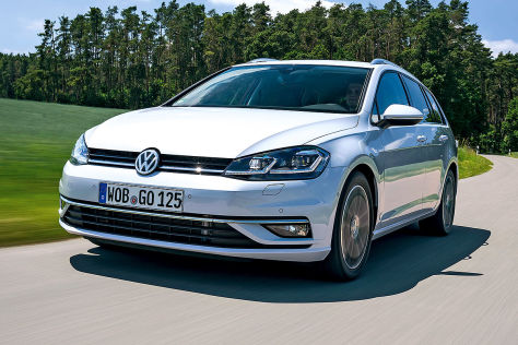 VW Golf Variant 1.5 TSI Highline: Leasing, Preis