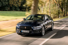 Jaguar hat den XE klug renoviert
