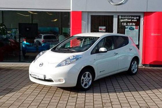 Renault Zoë, Nissan Leaf, VW e-Golf: Gebrauchtwagen